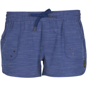 United By Blue Westray Shorts Women Blue